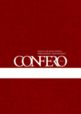 Confero: Essays on Education, Philosophy and Politics